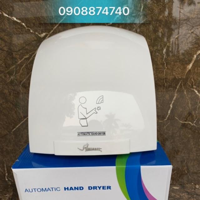 Máy sấy tay cảm ứng Bancoot model 001, bảo hành chính hãng 1 năm