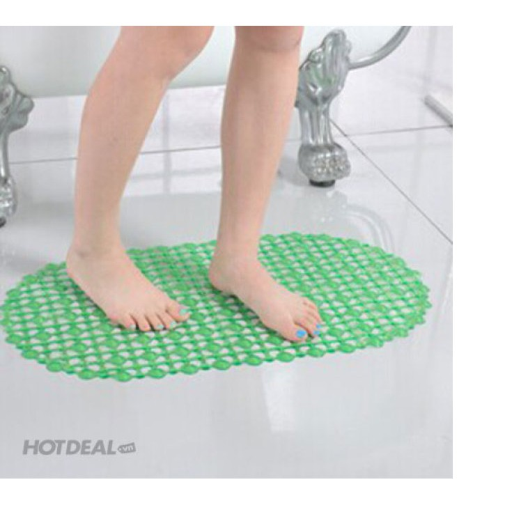 Thảm chống trơn có hút chân không 65x35cm