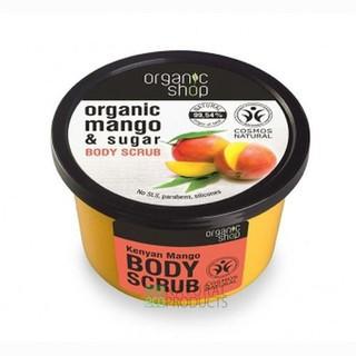 Follow shop - 99k - [Hàng công ty chính hãng] Tẩy Da Chết Body Xoài Kenyan ORGANIC SHOP 250ml - 3399107 , 745921155 , 322_745921155 , 250000 , Follow-shop-99k-Hang-cong-ty-chinh-hang-Tay-Da-Chet-Body-Xoai-Kenyan-ORGANIC-SHOP-250ml-322_745921155 , shopee.vn , Follow shop - 99k - [Hàng công ty chính hãng] Tẩy Da Chết Body Xoài Kenyan ORGANIC SHOP