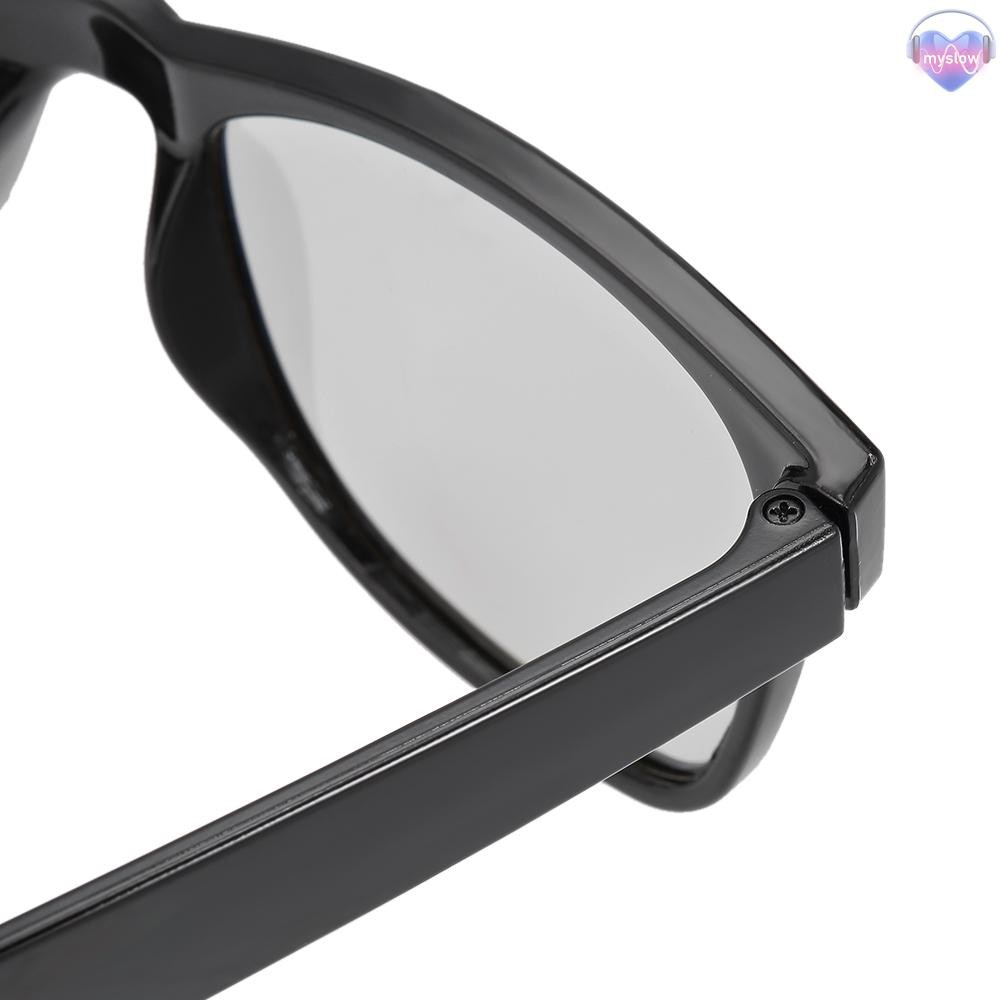 【MS&V】P17 Passive 3D Glasses Circular Polarized Lenses for Polarized TV Real D 3D Cinemas for Panasonic
