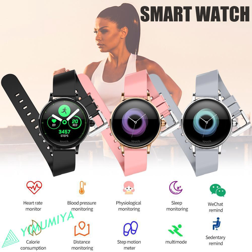 S9 Smartband Female Physiological Cycle Heart Rate Blood