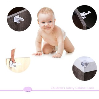 1 Set Child Safety Cabinet Drawer Door Childproof Locks Socket Protection Baby Safety Cabinet Locks