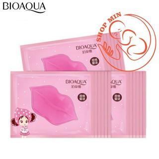 Mặt nạ dưỡng môi Bioaqua, mặt nạ nội địa Trung