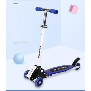 Xe trượt scooter trẻ em , xe scooter 4 mầu thumbnail