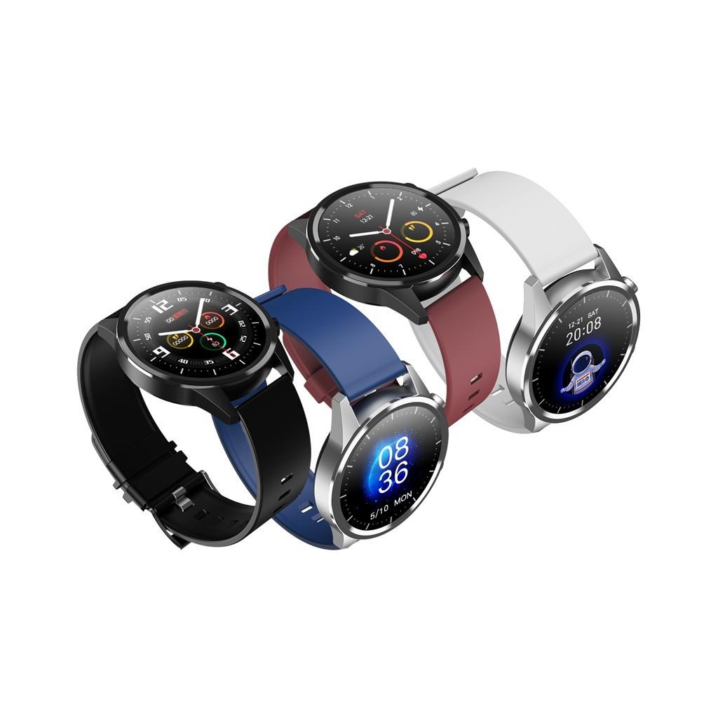 Đồng Hồ Thông Minh Kết Nối Bluetooth Có Thể Gọi Điện Thoại Hỗ Trợ Đo Nhịp Tim Longflightf35