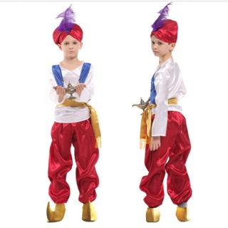 HM266 – Bộ Hóa Trang Aladin