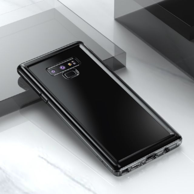 Baseus - Ốp silicone dẻo Note 8, Note 9