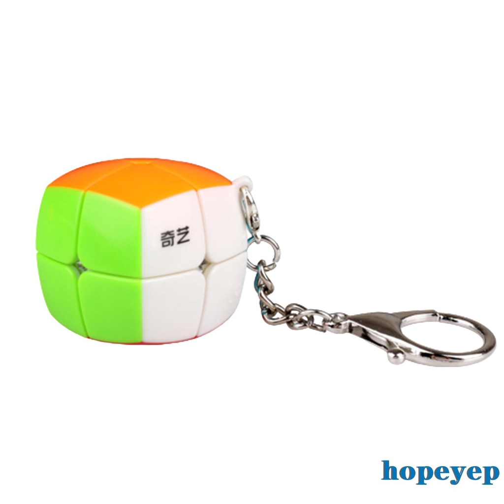 HOPEYEP-Decompression Toy with Key Buckle, Portable Stress Reliever Soothing Fidget Tool with Key Chain for Kids Adults