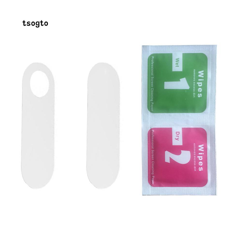 Miếng dán full mà hình chống trầy cho Xiaomi Mi Band 2