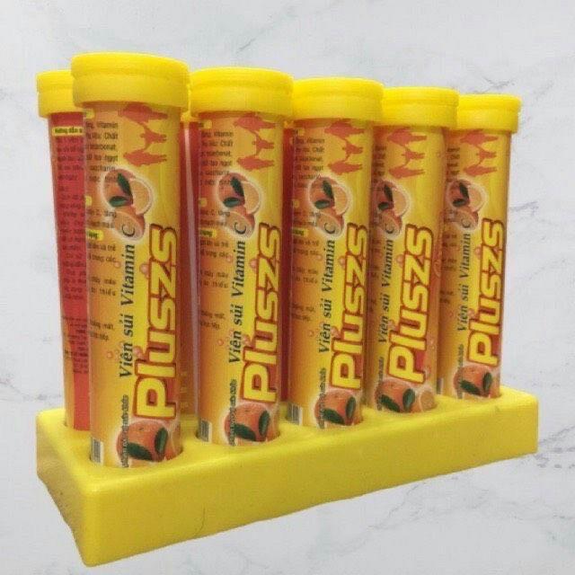 Sủi Pluszs Cam bổ sung vitamin C cho cơ thể