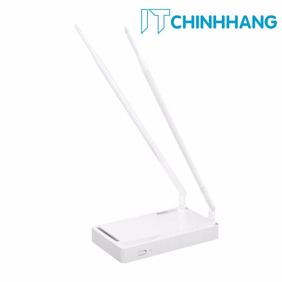 Bộ Phát Wifi TOTOLINK N300RH chuẩn N Tốc Độ 300Mbps - HÃNG PHÂN PHỐI CHÍNH THỨC