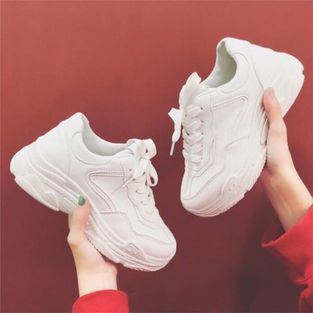 Giày sneaker viền số 7 chất đẹp giá rẻ