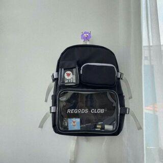 Đồ regords club ( backpack và minibag ss1)