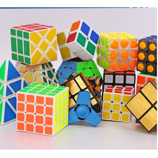 Rubik 2×2 3×3 4×4