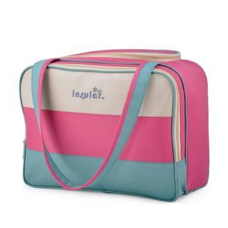 Túi đựng đồ Insular kẻ ngang màu cho mẹ và bé - 3125415 , 897064938 , 322_897064938 , 319000 , Tui-dung-do-Insular-ke-ngang-mau-cho-me-va-be-322_897064938 , shopee.vn , Túi đựng đồ Insular kẻ ngang màu cho mẹ và bé