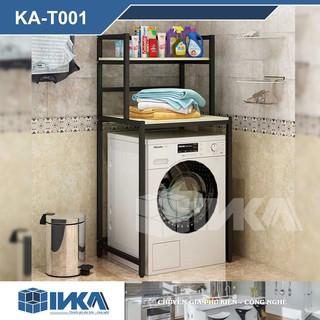 Kệ máy giặt cửa ngang 2 tầng INKAA (KA-T001)