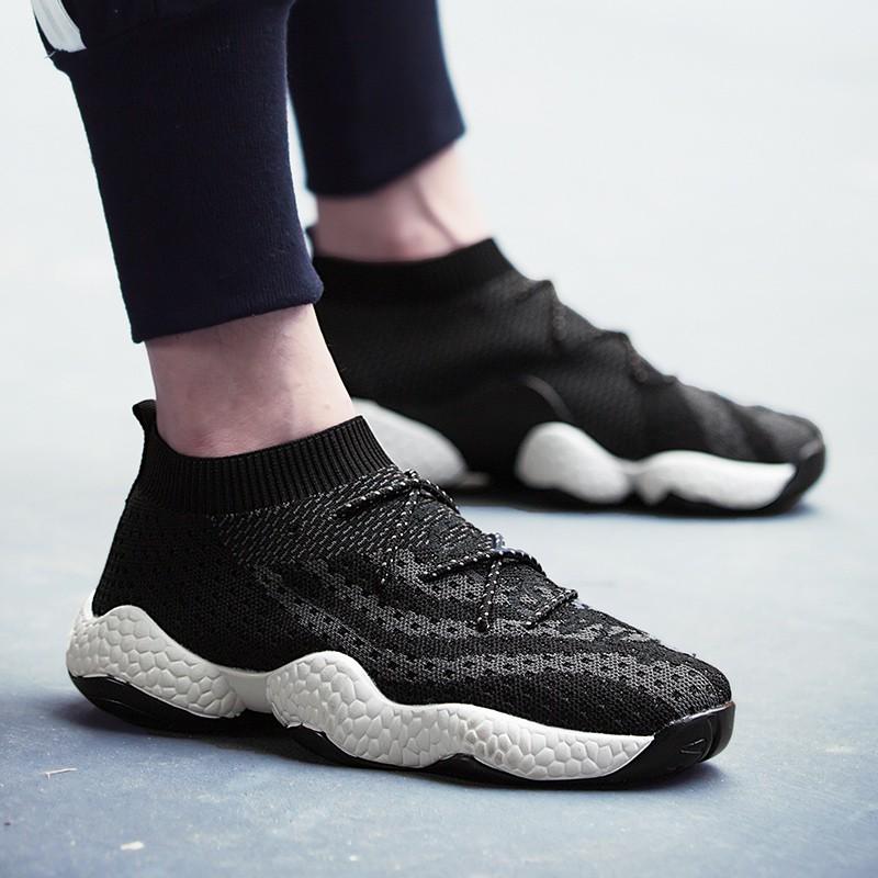 2018 new spring breathable casual shoes men's shoes men's sp