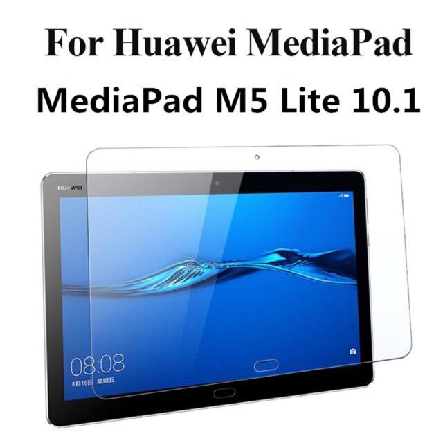 Kính Cường Lực Cho Máy Tính Bảng Huawei Mediapad M5 Lite 10.1 Inch trong suốt