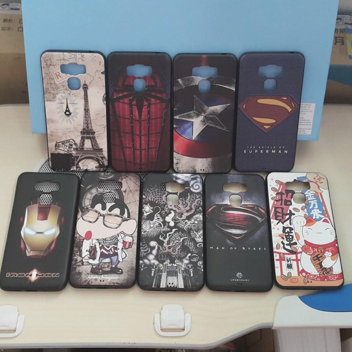 Ốp lưng Zenfone 3 Max 5.5 My Colors in nổi 3D