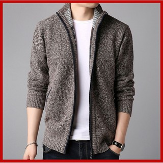 áo cardigan nam 💖[HÀNG ĐẸP] giảm 5K nhập mã AOCAR5K 💖 áo khoác len nam không phai màu, không bai gião cao cấp