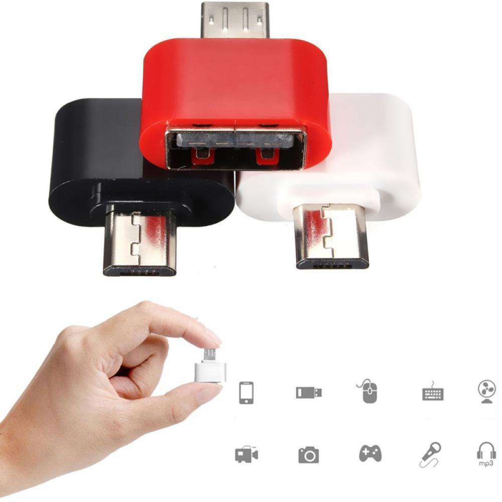 Đầu USB dương sang USB 2.0 đầu âm kết nối với điện thoại thông minh dòng Android