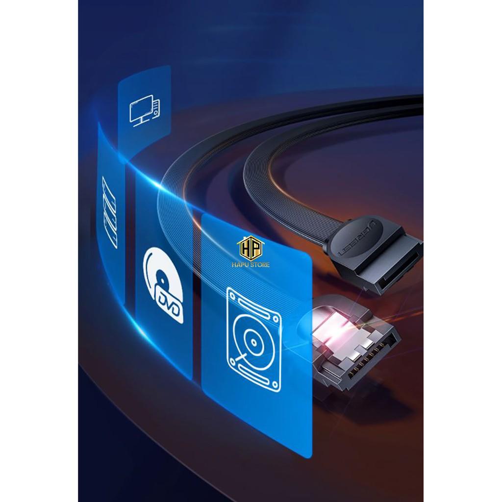 Cáp SATA 3.0 Ugreen 30796 chính hãng - Hapustore