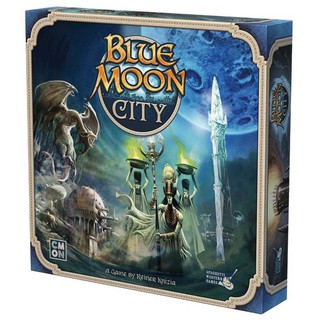 Blue Moon city – Trò chơi board game