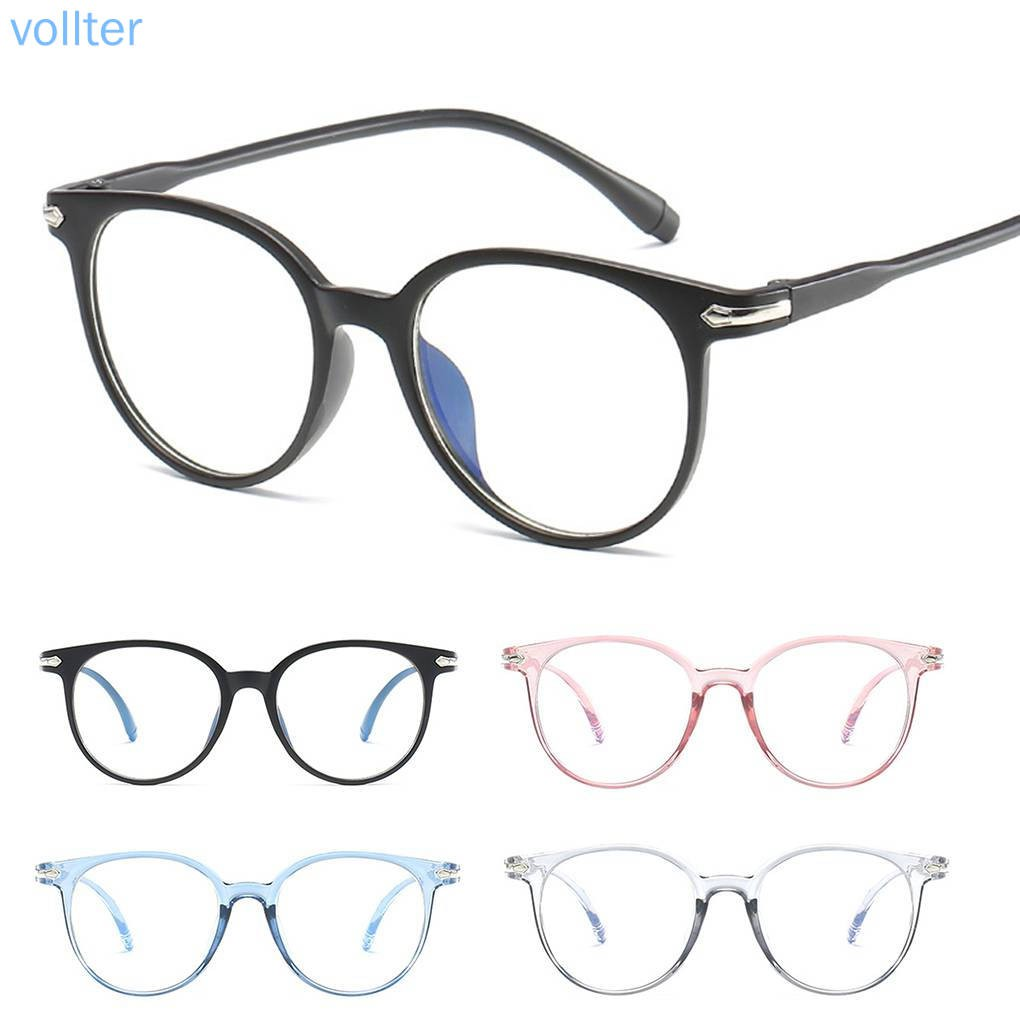 【Sản phẩm khuyến cáo】 Blue Light Blocking Spectacles Anti Eyestrain Decorative Glasses Light Computer Radiation Protection Eyewear