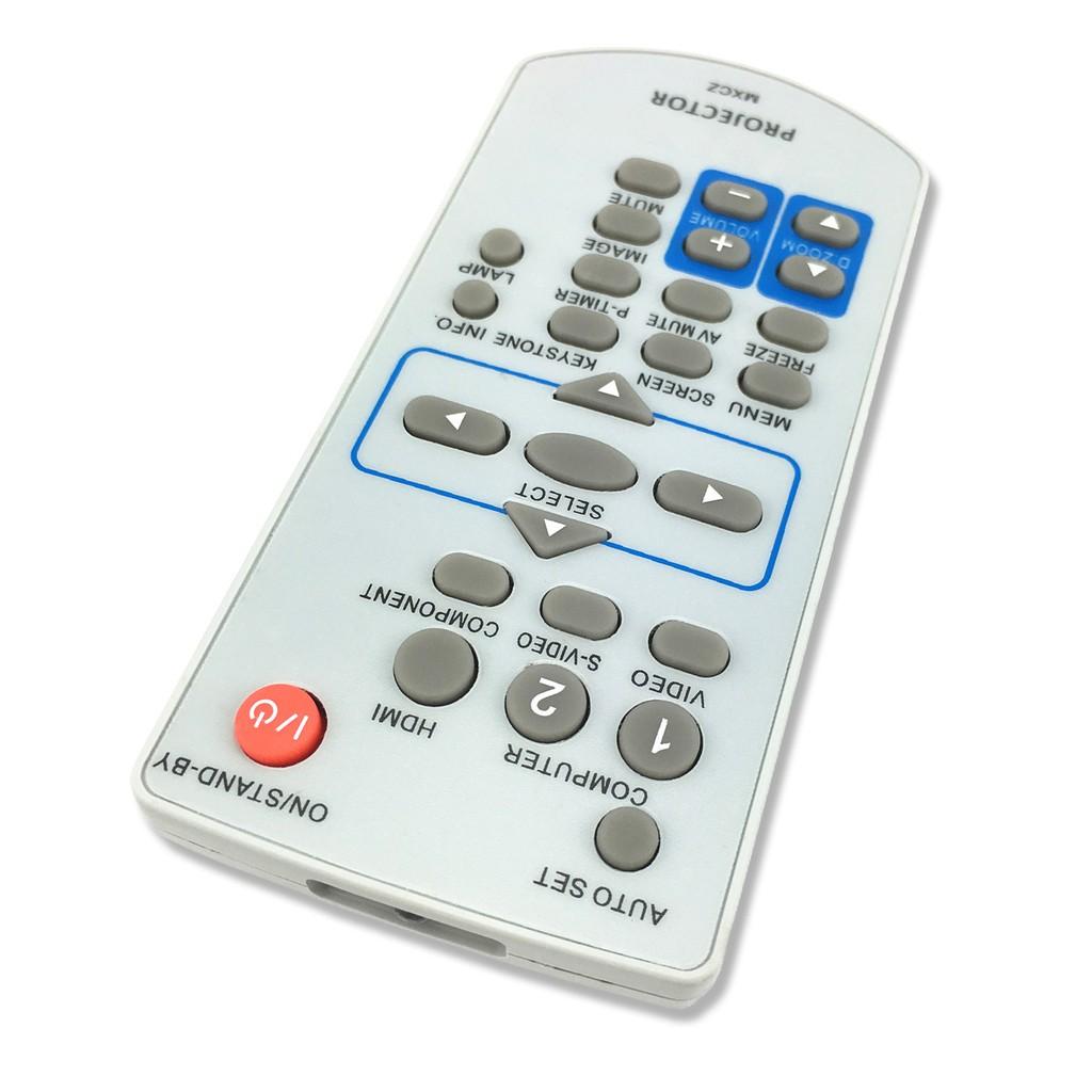 Remote máy chiếu SANYO mẫu 2 - Điều khiển máy chiếu SANYO mẫu 2 - PROJECTOR (Hàng hãng - tặng pin)