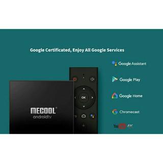 android tv box Mecool km9 pro deluxe