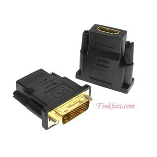 Đầu DVI 24+5 Sang HDMI, DVI TO HDMI 24+5