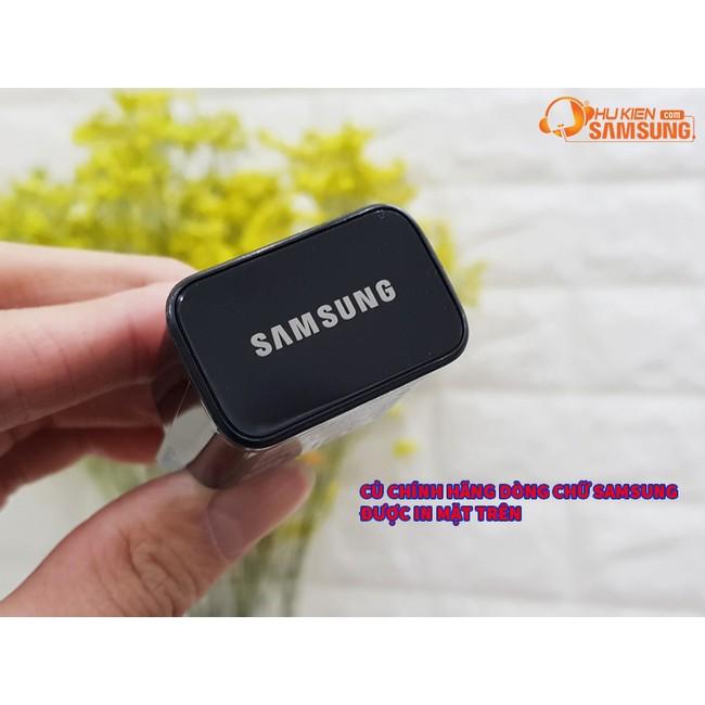 [𝑲𝒉𝒐̂𝒏𝒈 𝑵𝒉𝒂𝒏𝒉 𝑯𝒐𝒂̀𝒏 𝑻𝒊𝒆̂̀𝒏] Bộ Sạc Samsung S10 Plus Type C Zin Chất Lượng Hỗ Trợ Sạc Nhanh (15W)