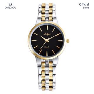 Đồng hồ Onlyou Nữ 81010LD Dây thép không gỉ 28mm thumbnail
