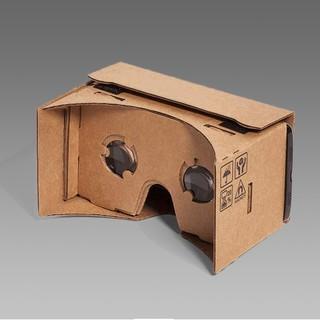 Kính thực tế ảo Google Cardboard tặng kho phim 4D và kho game VR update mới nhất thumbnail