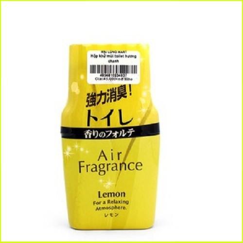 [Siêu Phẩm] Hộp khử mùi toilet hương chanh hàng japan