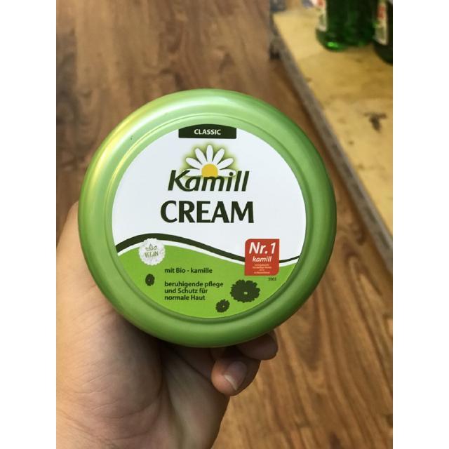 Kem dưỡng kamill Đức hũ to 250ml thumbnail