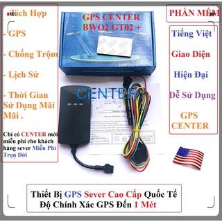 Yêu ThíchThiết bị định vị GPS Bw02 2019 ( chính xác đến 1 mét )