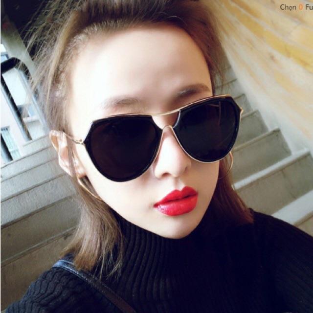 [GIÁ CỰC SOCK] Kính mắt thời trang Ulzzang siêu hot.
