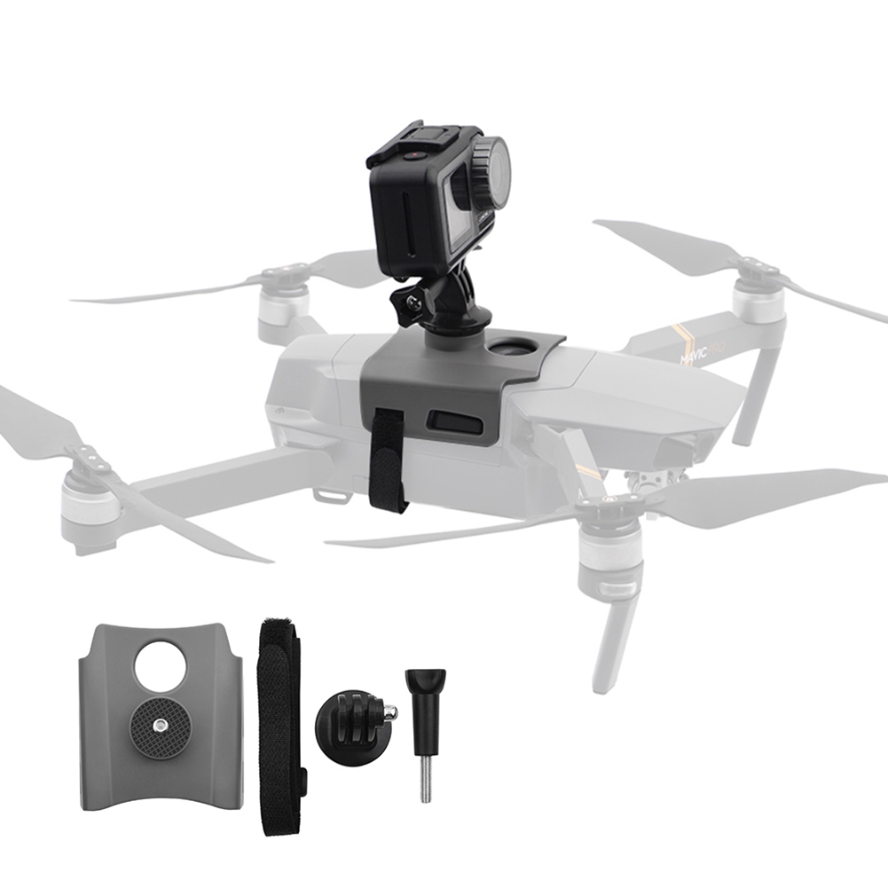 Stable Multifunctional Connection Professional Camera Accessories Mount Grey For DJI Mavic 2 Pro Zoom