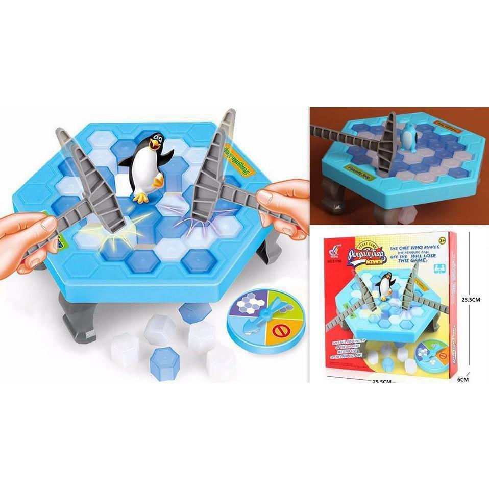 Bộ đồ chơi đập chim cánh cụt_ducthinh