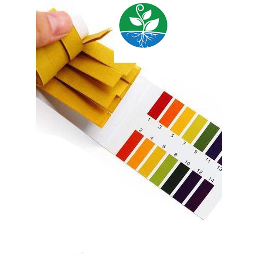 Giấy quỳ tím đo độ pH 1-14 - 3548015 , 1144984022 , 322_1144984022 , 13000 , Giay-quy-tim-do-do-pH-1-14-322_1144984022 , shopee.vn , Giấy quỳ tím đo độ pH 1-14