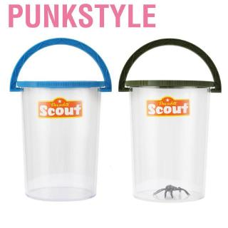 Punkstyle Hand held magnifying glass