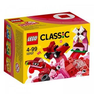 Mô Hình Lego Classic – Lắp Ráp Classic Màu Đỏ 10707 (55 Mảnh Ghép)