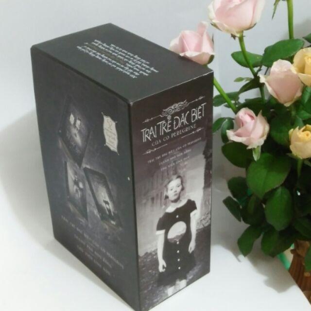 Boxset Trại trẻ đặc biệt của cô Peregrine
