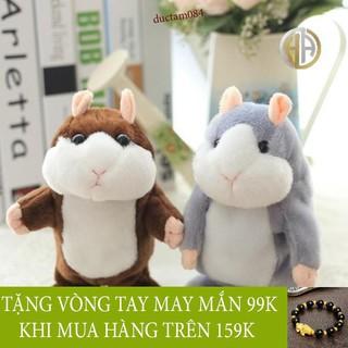 Shop Đức Tâm – Chuột Hamster Thông Minh Nhại Tiếng Người