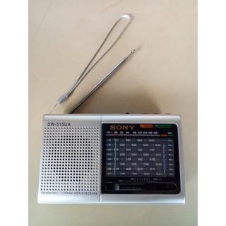 Máy nghe nhạc SONY SW-515U đa chức năng