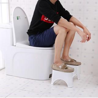 Ghế Kê Chân Việt Nhật Toilet Chống Táo Bón Ngăn Ngừa Các Bệnh Tiêu Hóa Khi Đi Vệ Sinh Ghế Hỗ Trợ Đi Vệ Sinh Cao Cấp thumbnail