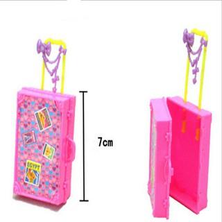 Fashion Rose Color FASHIONISTA Barbie Doll Case Fashionapple