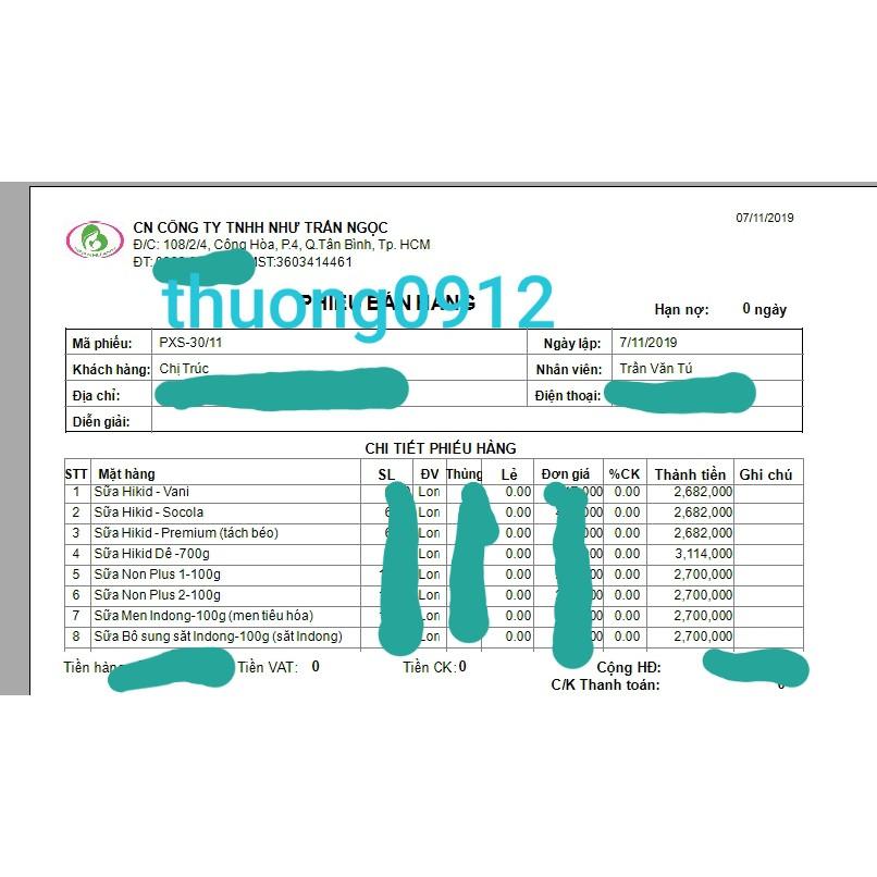 [Mã FMCG8 giảm 8% đơn 500K] Combo 6 hộp Hikid Premium tách béo 600g