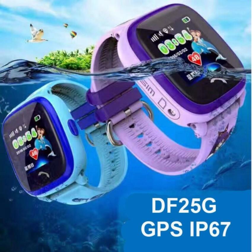 Đồng hồ Định vị trẻ em GPS-LBS Y92 chống nước tuyệt đối IP67